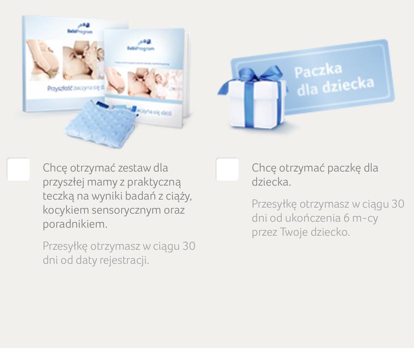 DARMOWY kocyk sensoryczny dla matki w ciąży