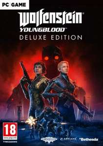 WOLFENSTEIN YOUNGBLOOD DELUXE EDITION PC PL na wirtus