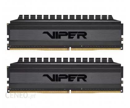 Patriot 16GB 3600MHz Viper 4 Blackout CL17 (2x8GB)