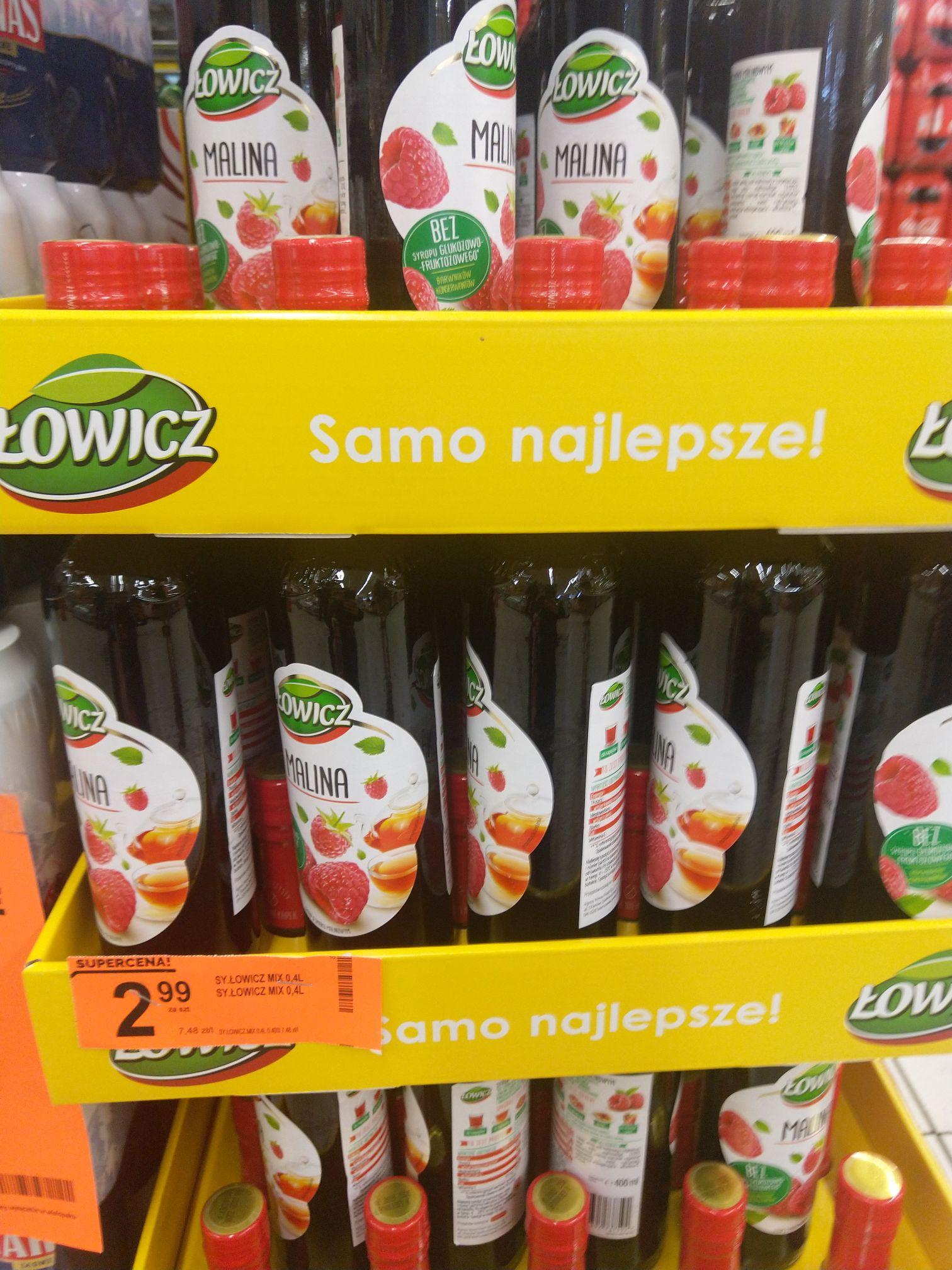 Biedronka Syropy Łowicz Rzeszów