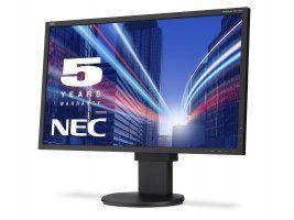 "Monitor NEC EA275wmi czarny 27"" 2560x1440"