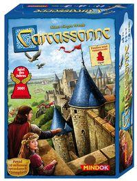 Gra planszowa Carcassonne