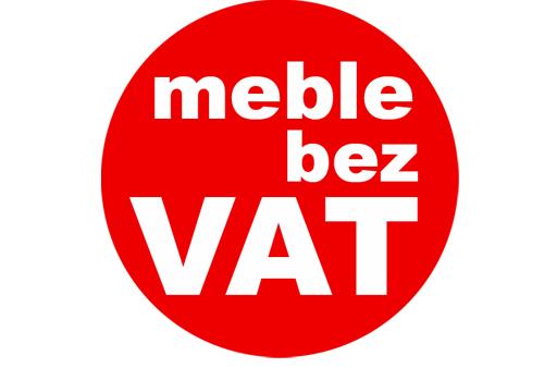 Meble bez Vat @ Black Red White