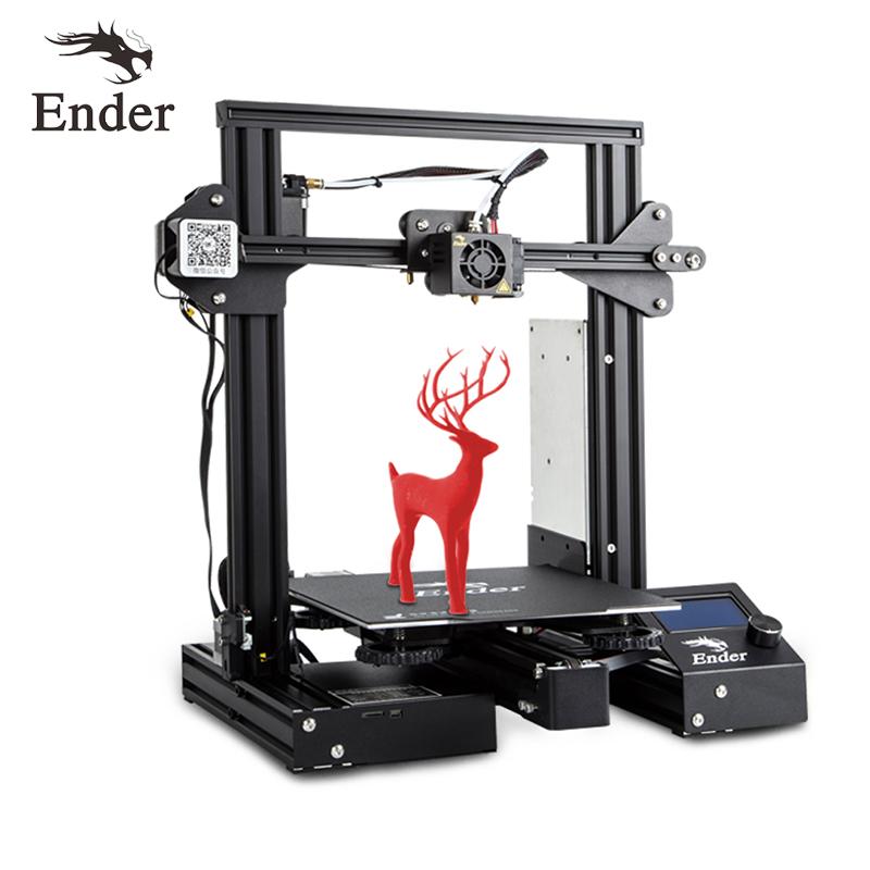 Drukarka 3D Creality Ender 3 Pro z oficjalnego stoiska [Magazyn PL]