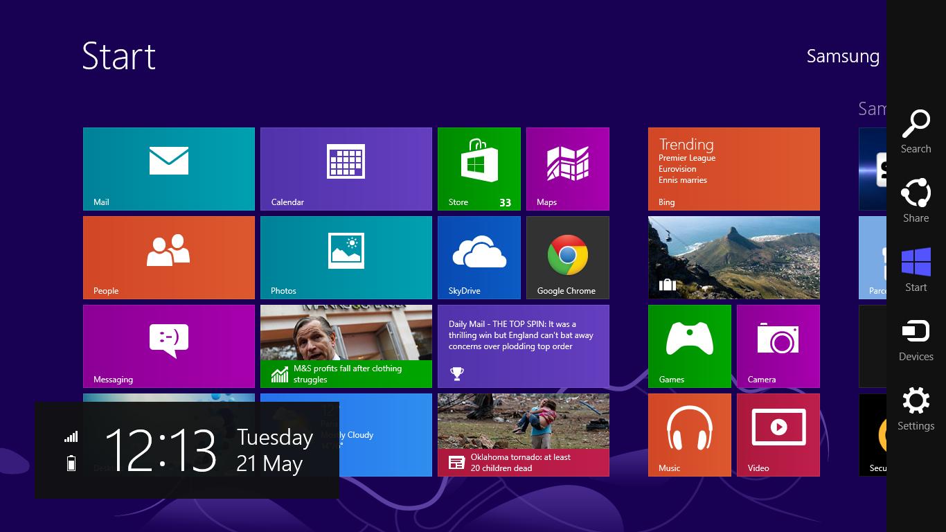 Upgrade z Win: Xp/Vista/7/8 do Windows 8.1 Pro za 68,15 zł!