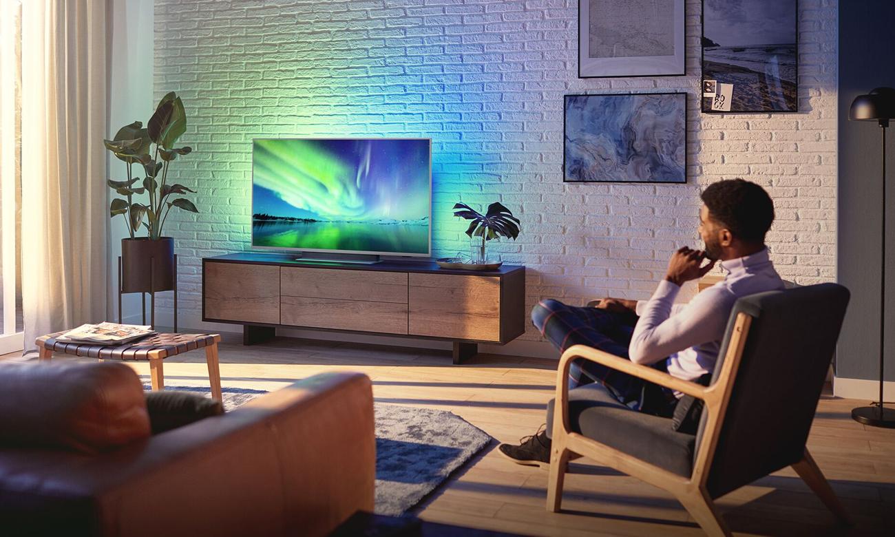 Telewizor 4K Philips 50PUS7504 Ambilight @x-kom