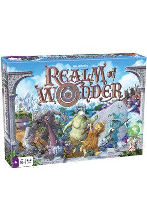 Gra planszowa Realm of Wonder