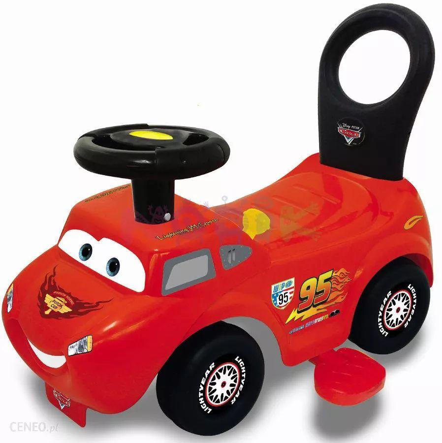Jeździk Cars 2w1 Kiddieland Zygzak McQueen