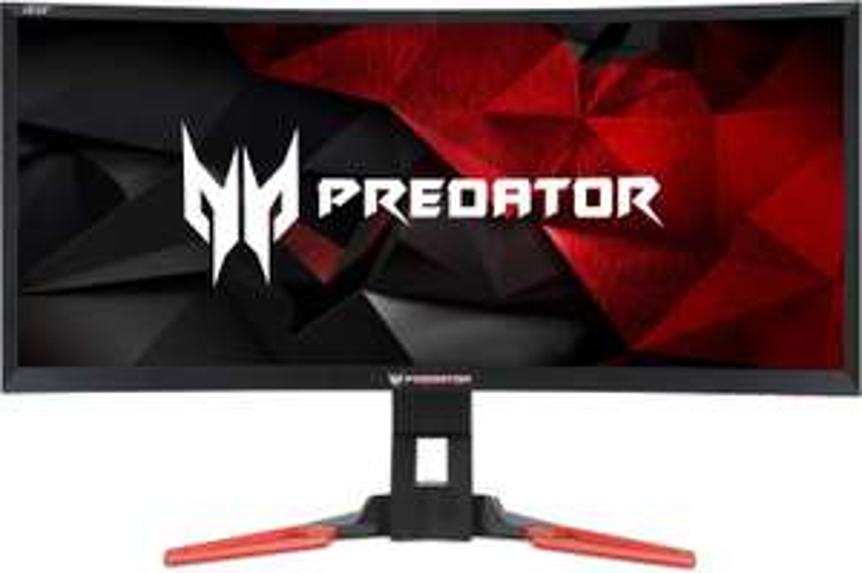 """Monitor Acer Predator Z35 (35"""", 2560x1080, zakrzywiony ekran, 200HZ) @ Amazon.co.uk"""