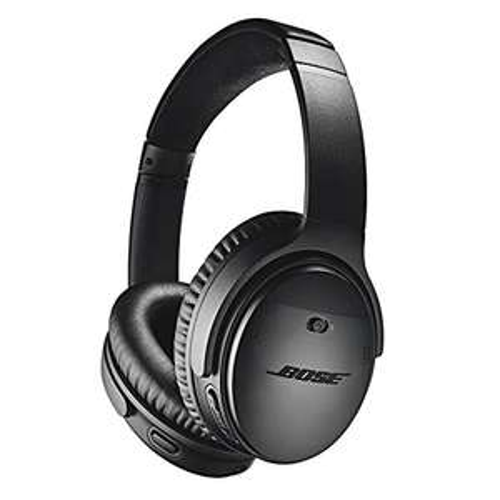 Słuchawki Bose QuietComfort 35 II czarne amazon.es