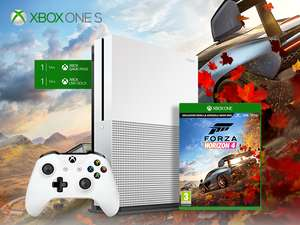 Amazon.es Xbox One S -1 TB + Forza Horizon 4