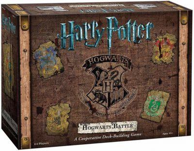 Gra planszowa Harry Potter Hogwart's Battle (edycja polska) - przedsprzedaż w promocji