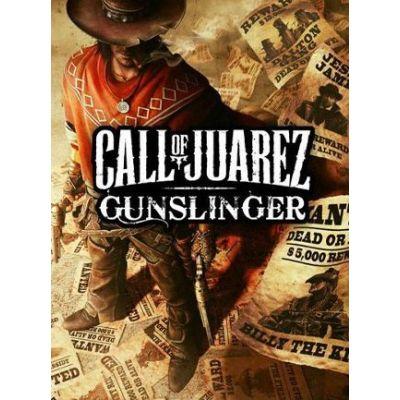 CALL OF JUAREZ: GUNSLINGER (PC) KLUCZ