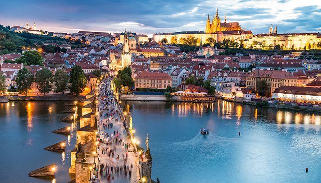 Tanie loty do Pragi z Krakowa - Ryanair