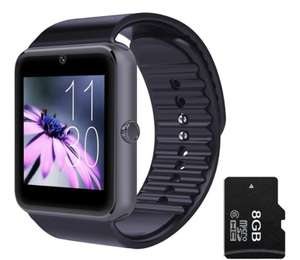 Smart Watch GT08 @ Wish