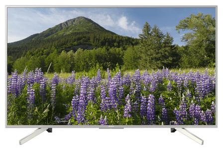 """Telewizor 55"""" SONY Bravia KD55XF7077 4K, HDR, Smart TV, VA, DirectLed, 60Hz, 4 rdzenie, 16GB, 17ms"""