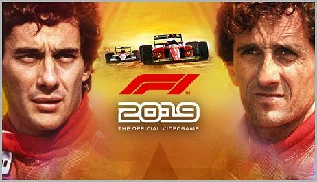 Darmowy weekend z F1 2019 na Steam