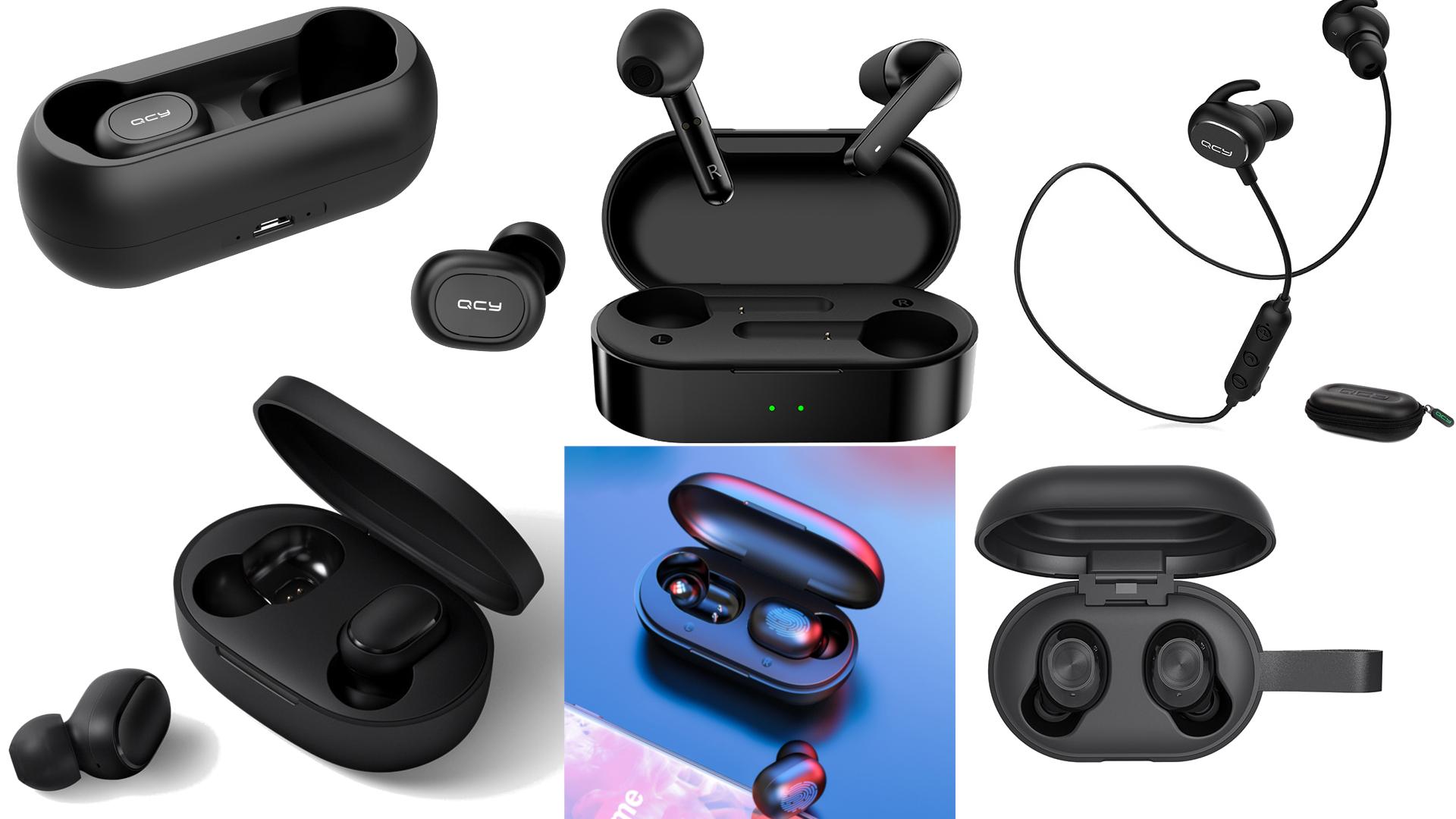 Zestawienie słuchawek bezprzewodowych 11.11 AliExpress