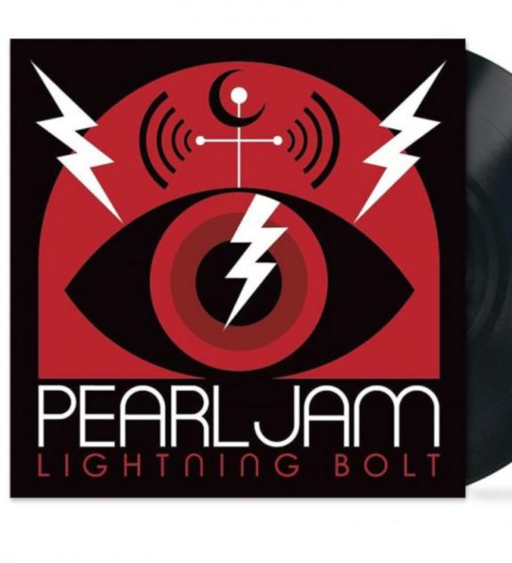 Pearl Jam Lightning Bolt Winyl CH Promenada Warszawa
