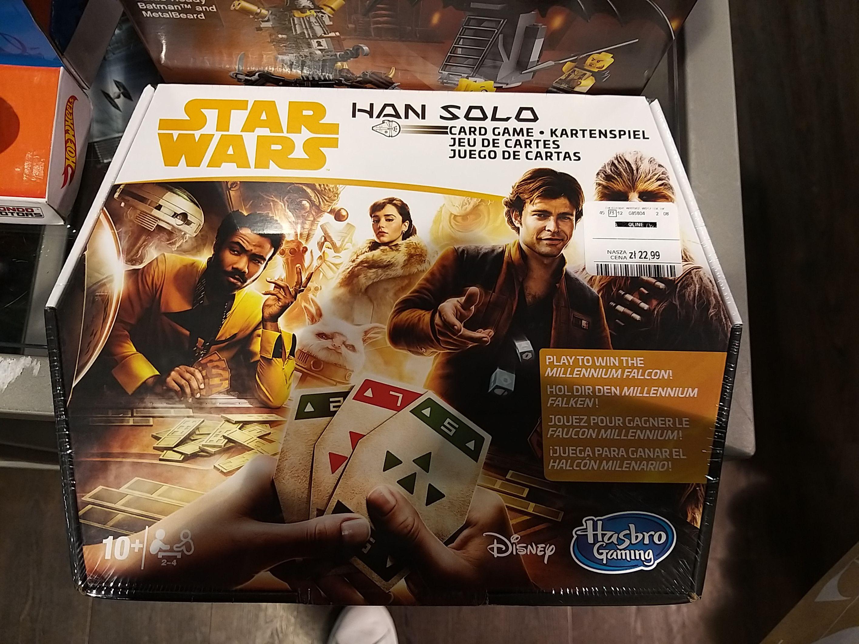 "Han Solo gra karciana ""SABACC"""