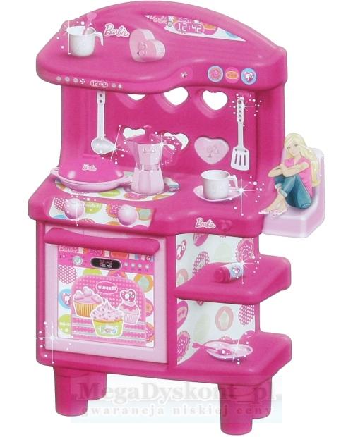 Duża kuchnia dla dziewczynki Barbie