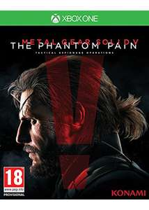 Metal Gear Solid V: The Phantom Pain - Standard Edition (Xbox One) @ Base