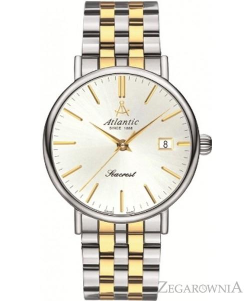 Elegancki męski zegarek Atlantic