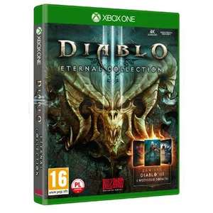 Diablo 3 - Eternal Collection - Xbox One - PS4