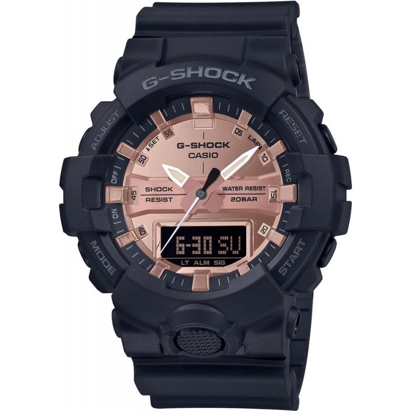 zegarek casio G-shock GA-800MMC-1AER watches2u