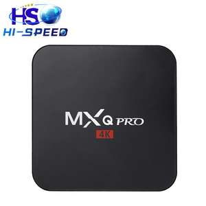 MXQ PRO Amlogic S905 64bits Android 5.1 Smart TV Box KODI 16.0 @ Aliexpress