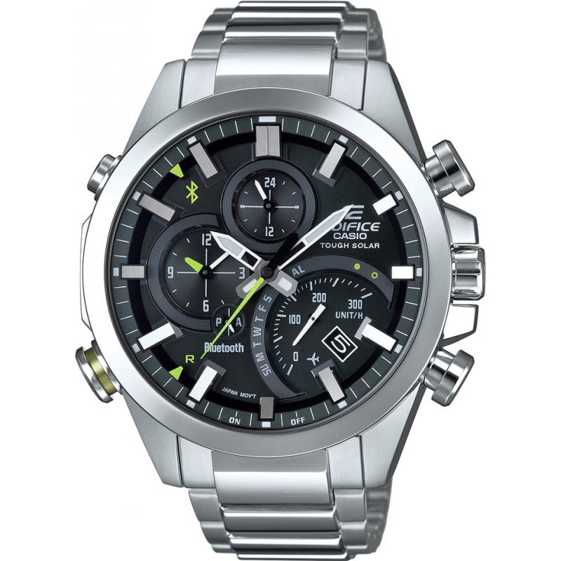 Zegarek męski Casio Edifice Smartwatch EQB-501D-1AMER