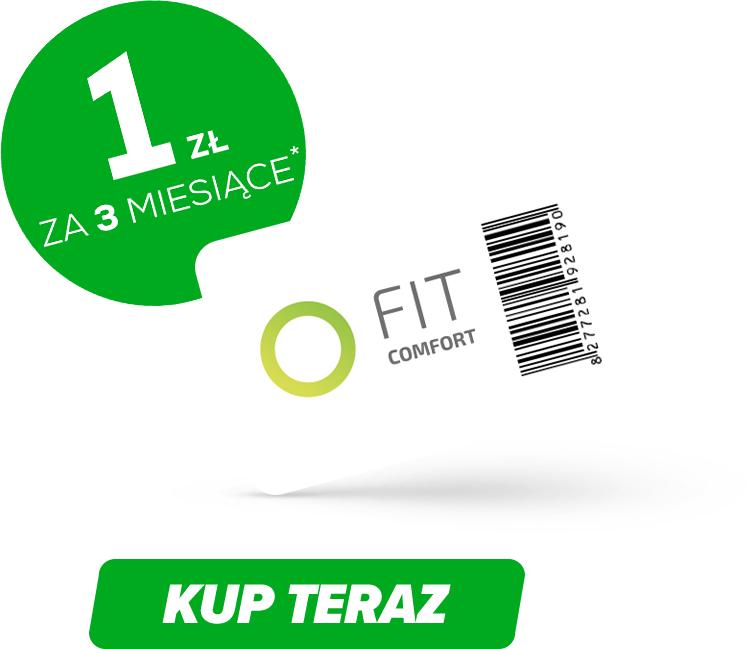 Siłownia / fitness 3 miesiące za 1 zł Calypso Poznań ul. Półwiejska 2 od 14XI19 do 14II20