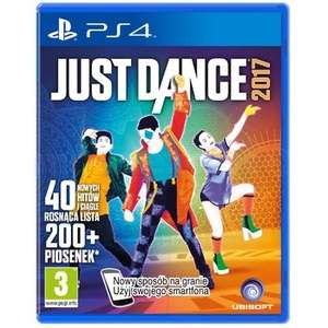 Just Dance 2017 PS4 @Media Expert