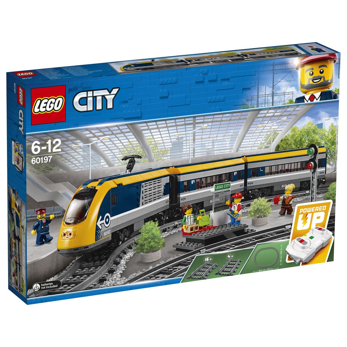 EMPIK, Lego pociąg 60197