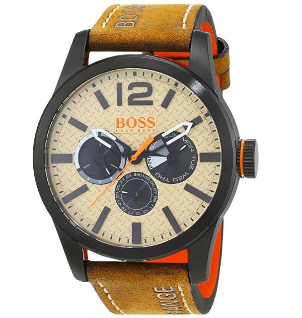 Zegarek Hugo BOSS Paris Mens Quartz 47mm
