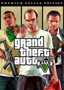 Grand Theft Auto V: Premium Online Edition [PC] [Rockstar Games Launcher]