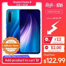 Xiaomi Redmi Note 8 4/64GB za $99 @ AliExpress deals