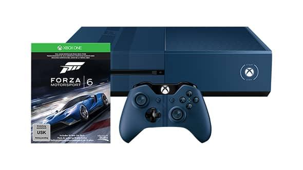 Limitowana edycja: Xbox One 1TB + Forza Motorsport 6 @ Microsoft Store