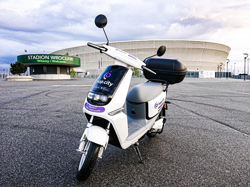 Hop City skutery 15 min