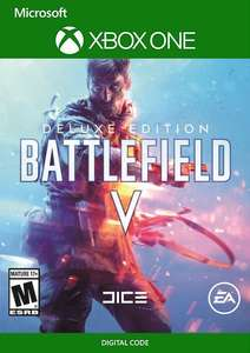 Battlefield V Deluxe xbox one klucz