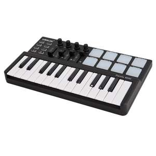 Worlde Panda MINI 25 - keyboard z padami MIDI @ Tomtop