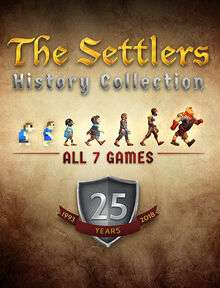 The Settlers History Collection UPLAY