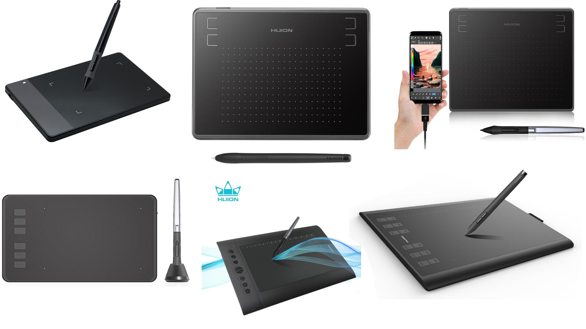 Zestawienie tanich tabletów graficznych 11.11 AliExpress