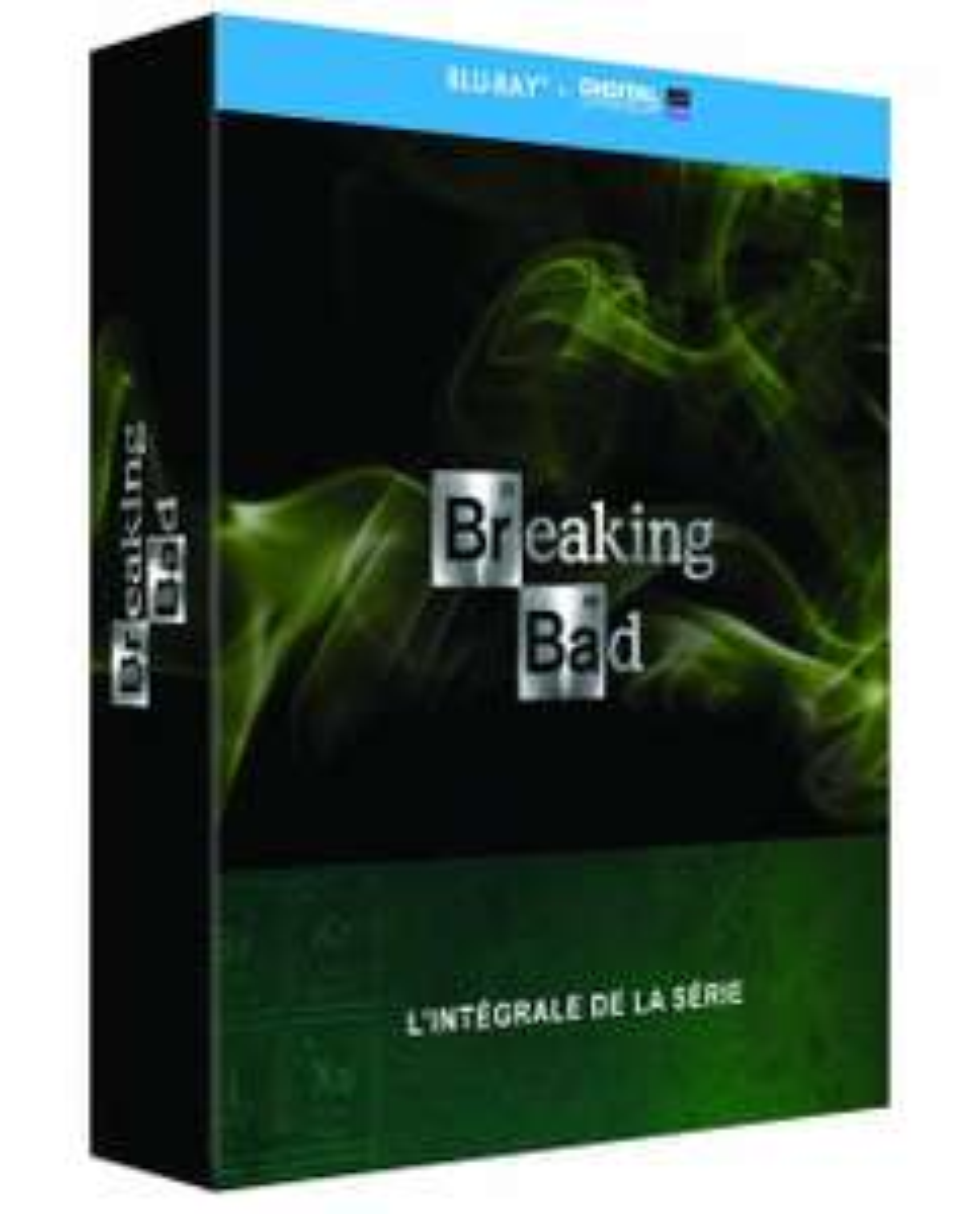 Breaking Bad (kompletna seria) na Blu-Ray za ok. 220zł @ Amazon.es