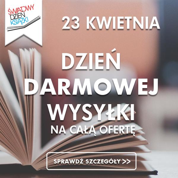 Nieprzeczytane.pl darmową wysyłka od 20 zł (ruch) lub 70 zł (pp)