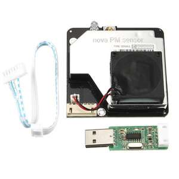 Czujnik stężenia pyłów PM2.5 Geekcreit Nova SDS011