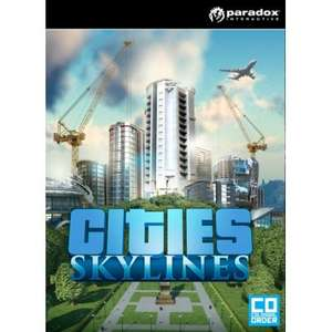 Cities: Skylines PC @Konsoleigry