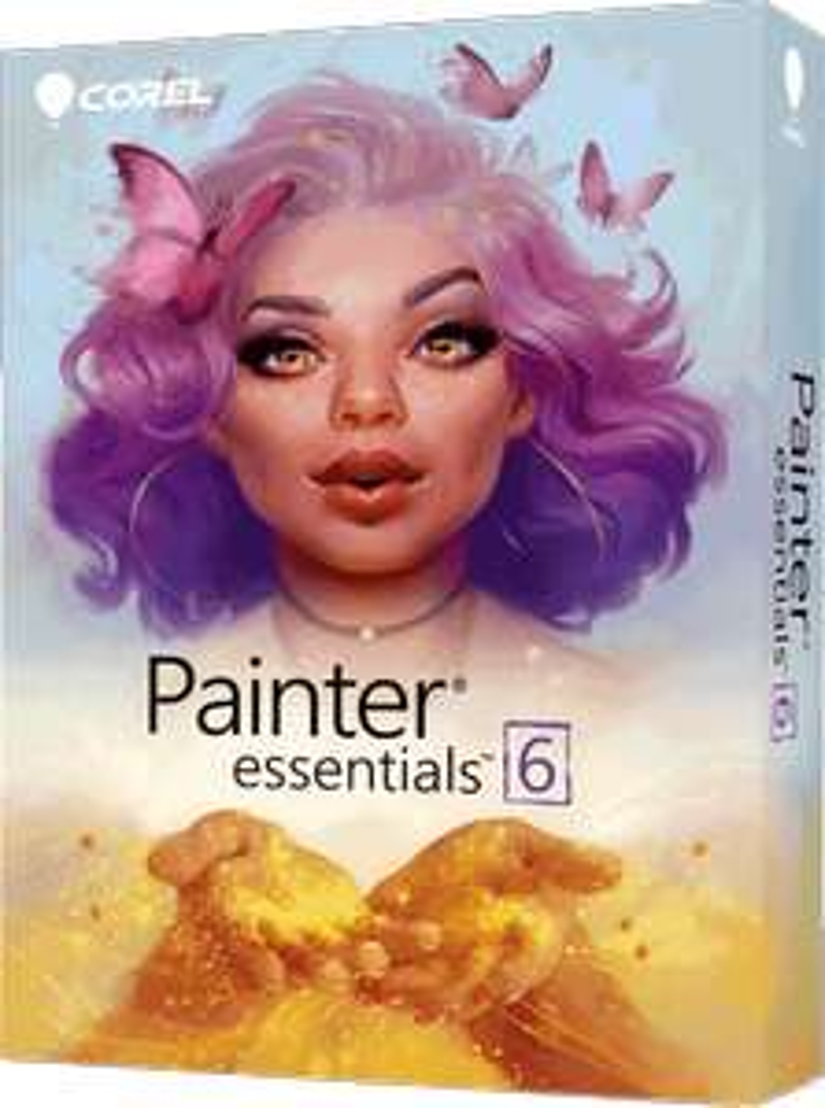 Corel Painter Essentials 6 za darmo (Windows, Mac)
