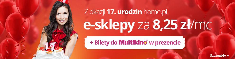 Zniżka na wszysko: hostingi, serwery, e-sklepy nawet do -75% @ home.pl