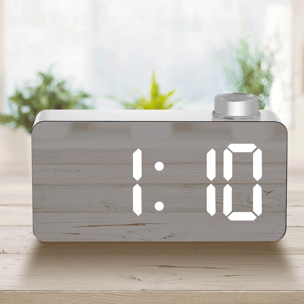 Zegar LED Digoo DG DM2 za $5.99 / ~23zł